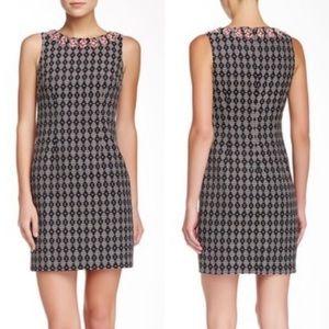 TRINA TURK Linden Sleeveless Sheath Dress Sz 10
